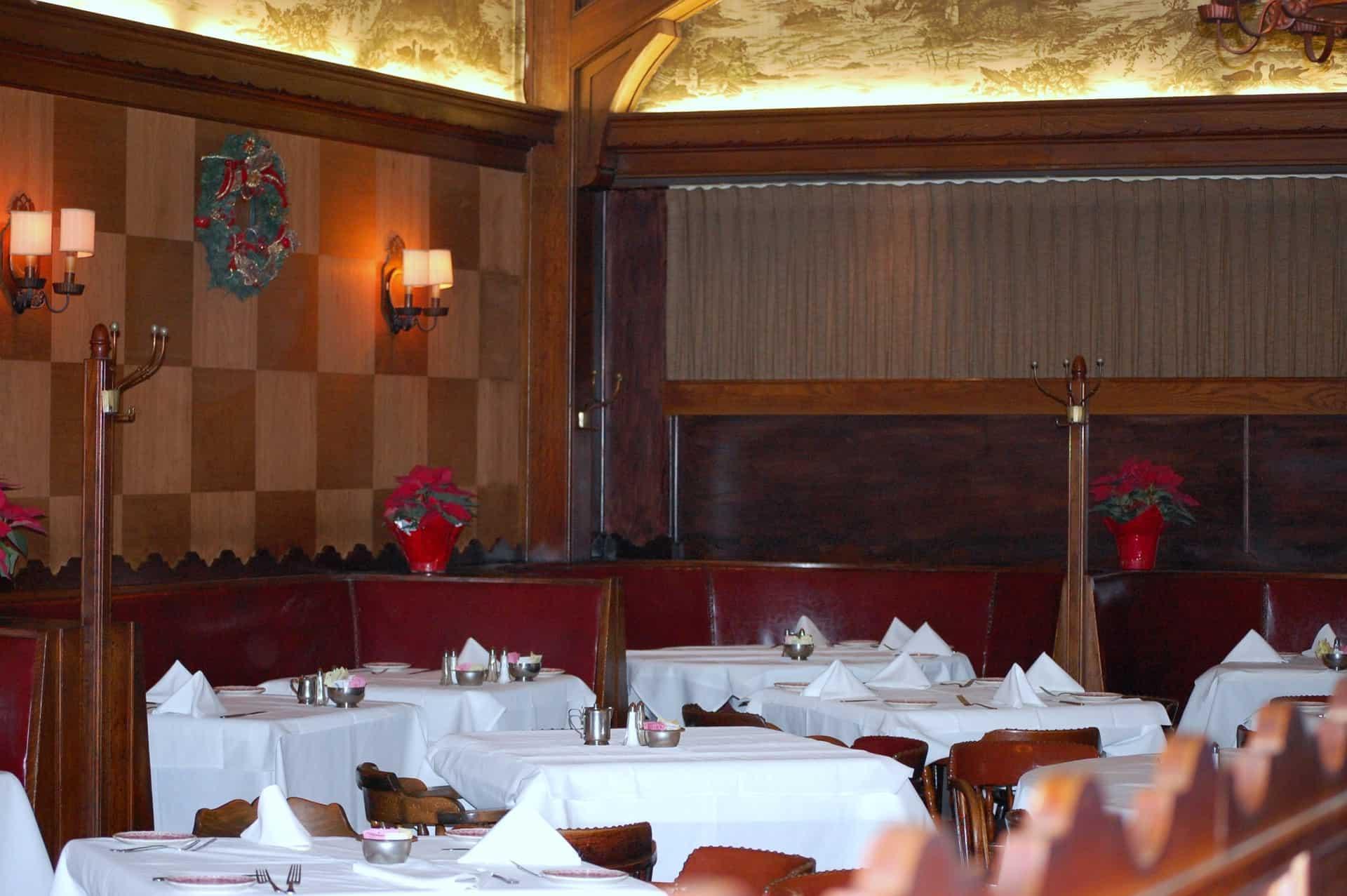 musso franks dining room la time machine