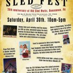 Sled Fest  4/30/2011 – Old Sledworks Antiques Duncannon PA 20th Anniversary