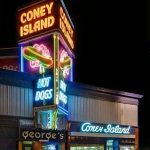 Night Road Diner Photos by Photographer John Woolf – National Heritage Museum