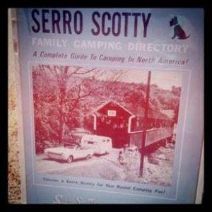 Vintage Camper Serro Scotty Rally 2011