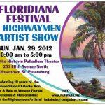 EVENT Vintage Florida Memorabilia Show – Jan 29, 2012