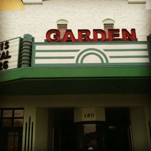 Garden theatre in downtown winter garden fl retro roadmap - Downtown at the gardens movie theater ...