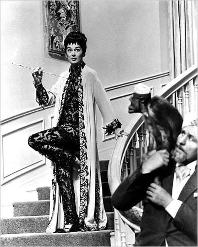 Rosalind Russell as Auntie Mame