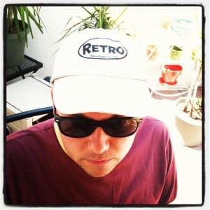 Retro Roadmap hat baseball cap