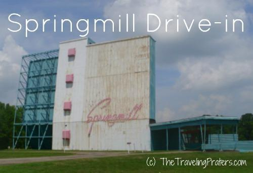 Springmill Drive In Traveling Praters