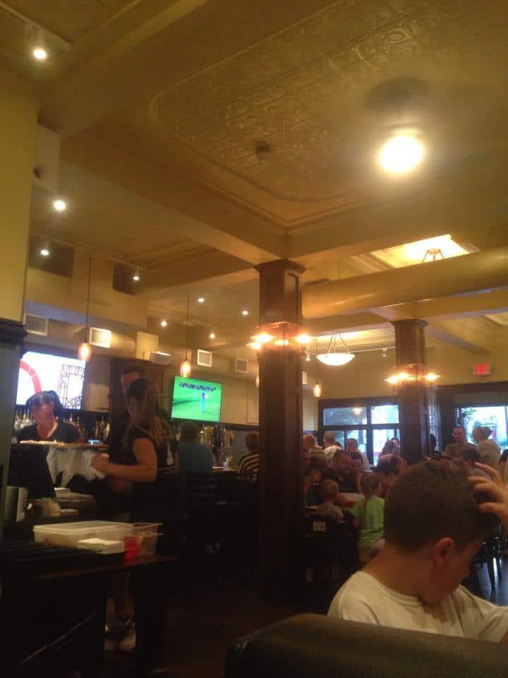 Wonder Bar Worcester Ma 2015