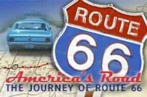 Mercer Museum Route 66 Exhibit