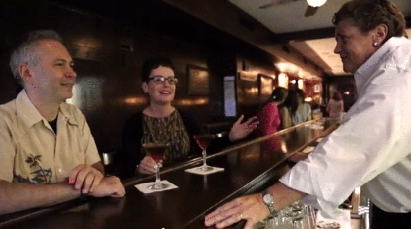 Retro Roadmap Episode 5   Classic NYC Bar   Grill  Donohue s Steak House New York City   YouTube
