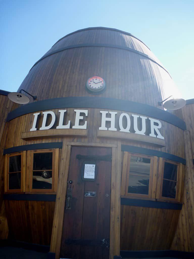 Idle Hour Barrel Building LA Retro Roadmap Keith Valcourt