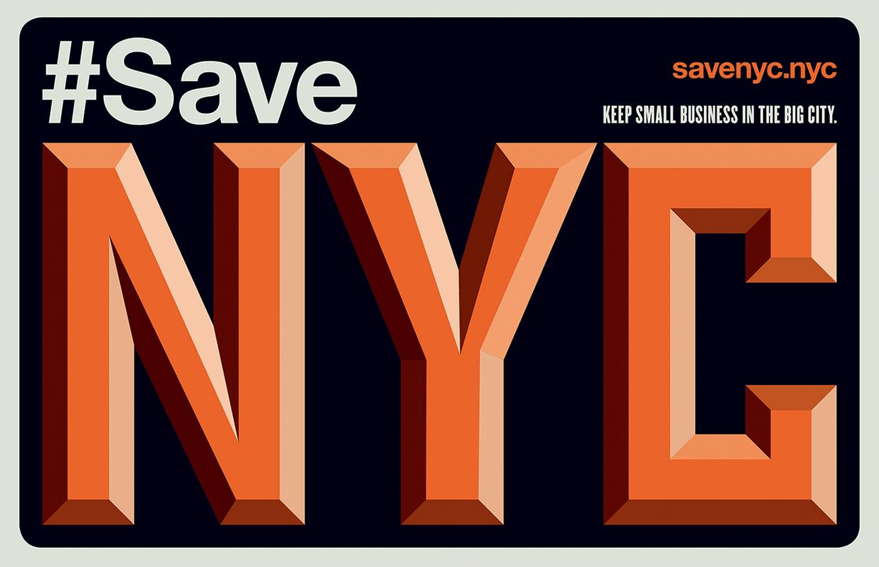 Take Action    SaveNYC