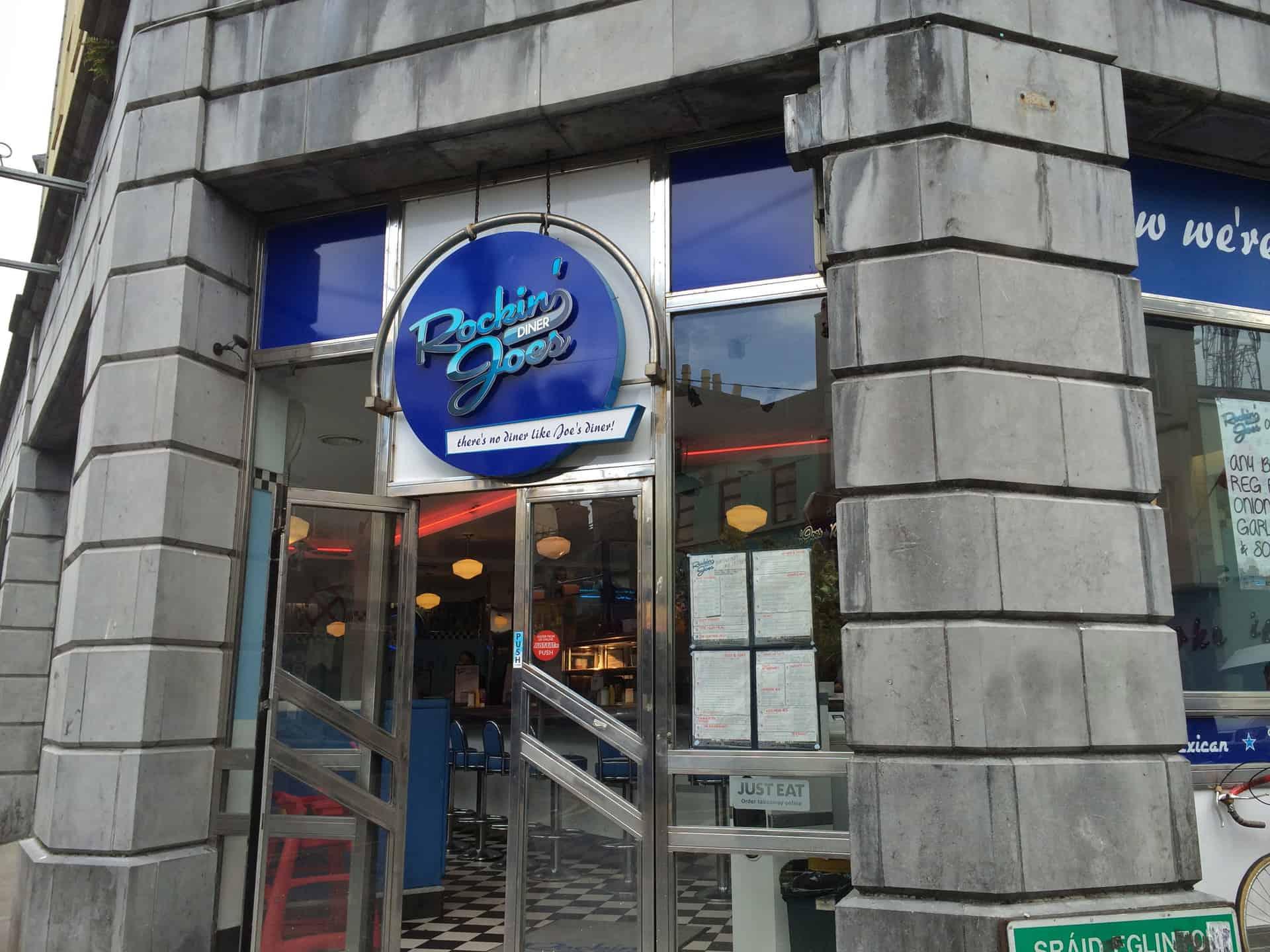 Rockin' Joe's Diner - Galway Ireland