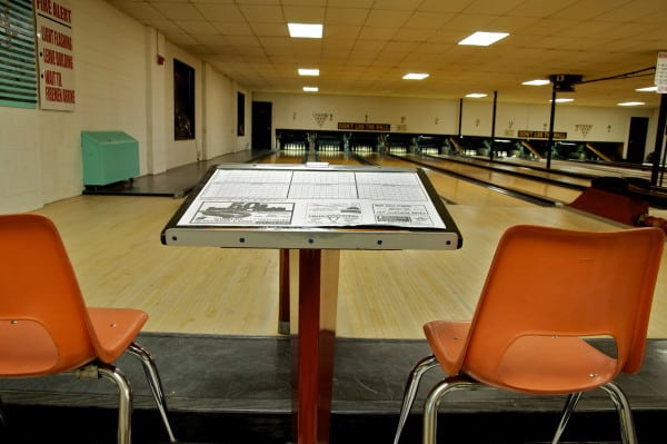 Duckpin Bowling Danbury CT - Retro Roadmap