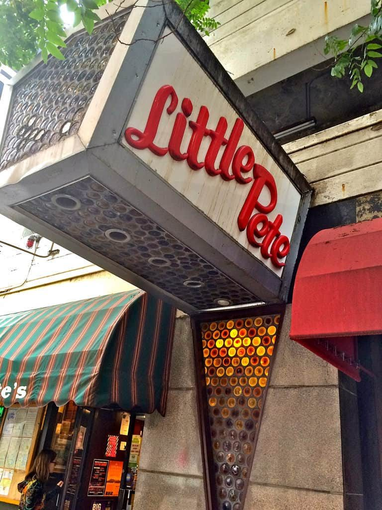 Little Pete's Philadelphia Retro Roadmap