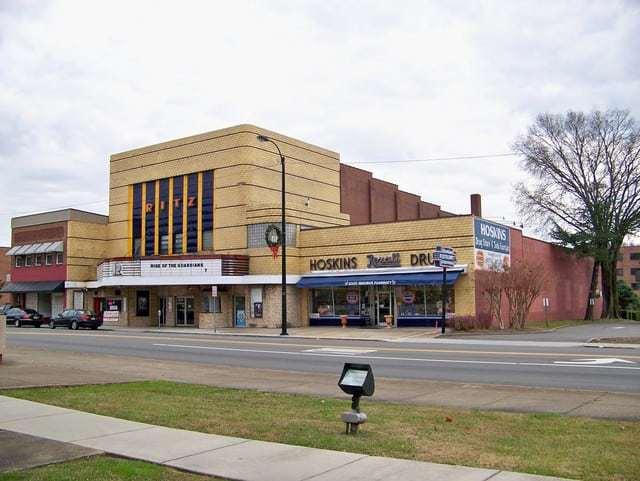 Ritz Theatre Hoskins Drug