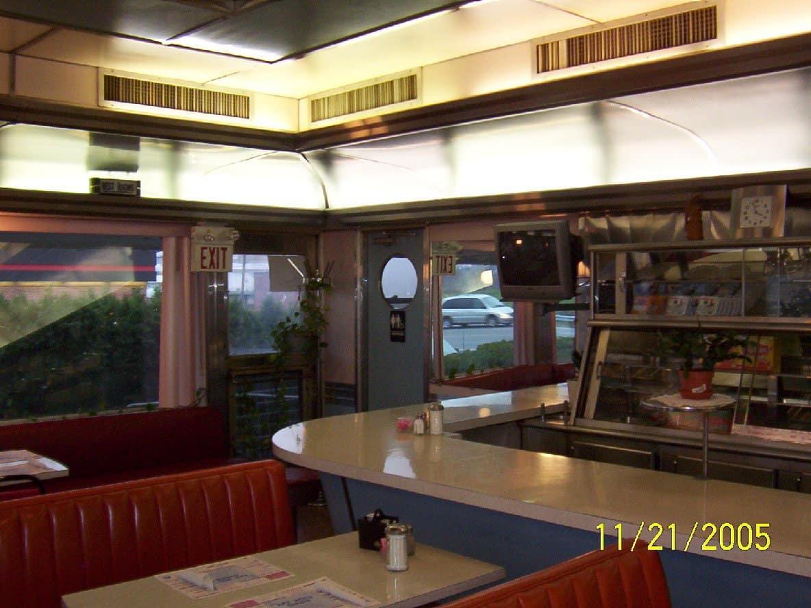 Elizaville Diner History - Eat Well Diner - Lebanon PA - 2005