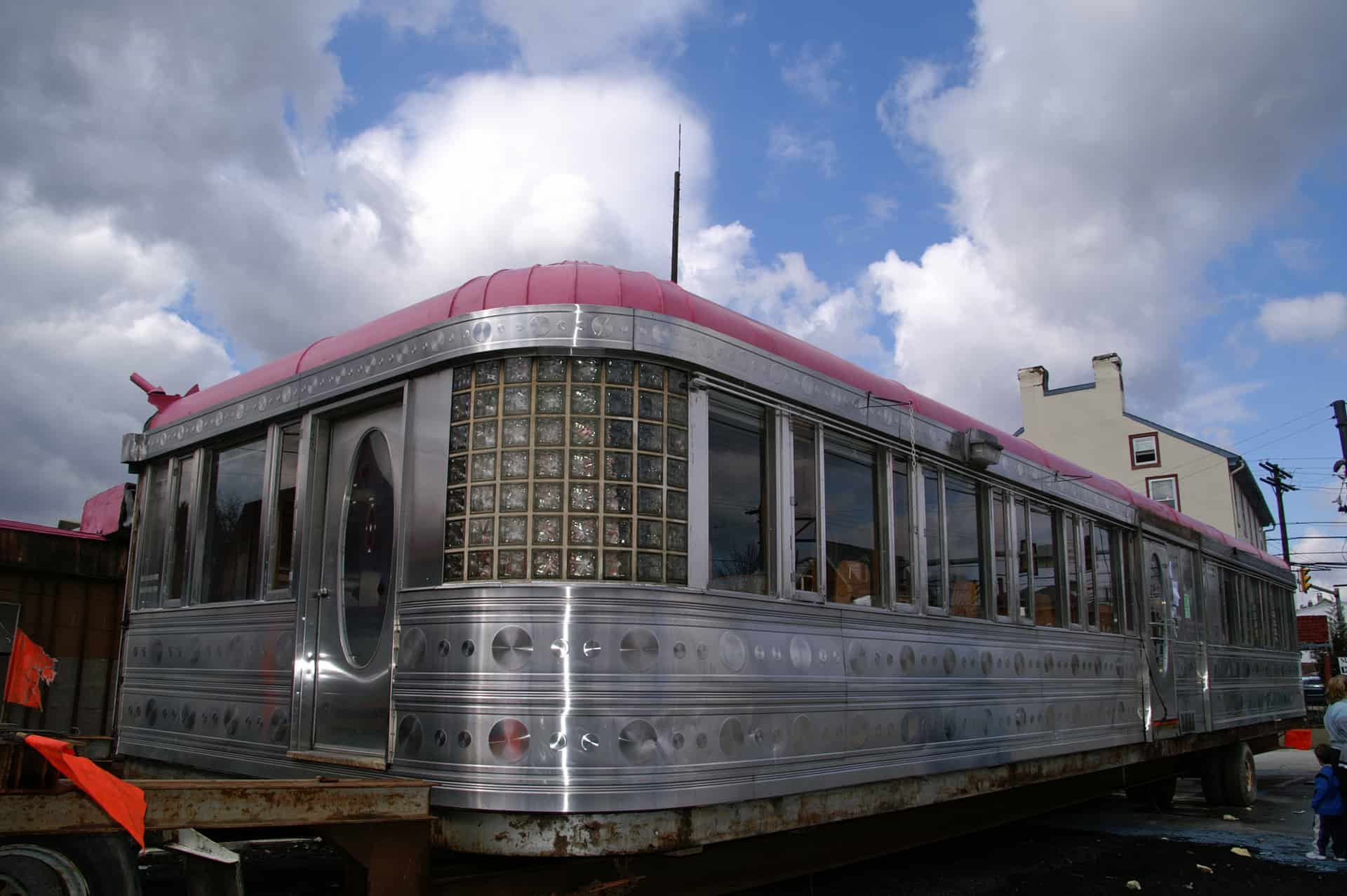 Vale Rio Diner Phoenixville PA Pennsylvania For Sale - Retro Roadmap