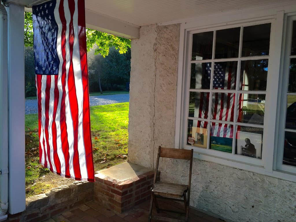 Baldwin's Book Barn - West Chester PA Pennsylvania - Retro Roadmap