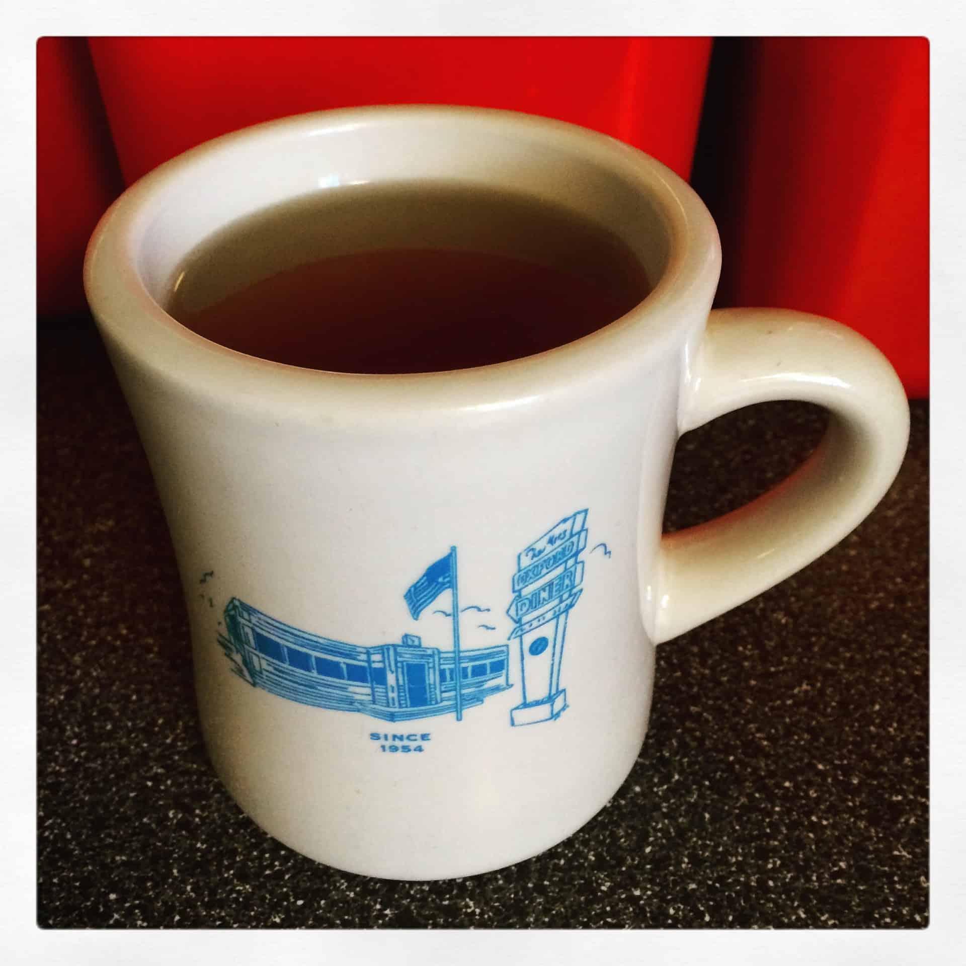 Miss Oxford Diner Mug Oxford PA - Retro Roadmap