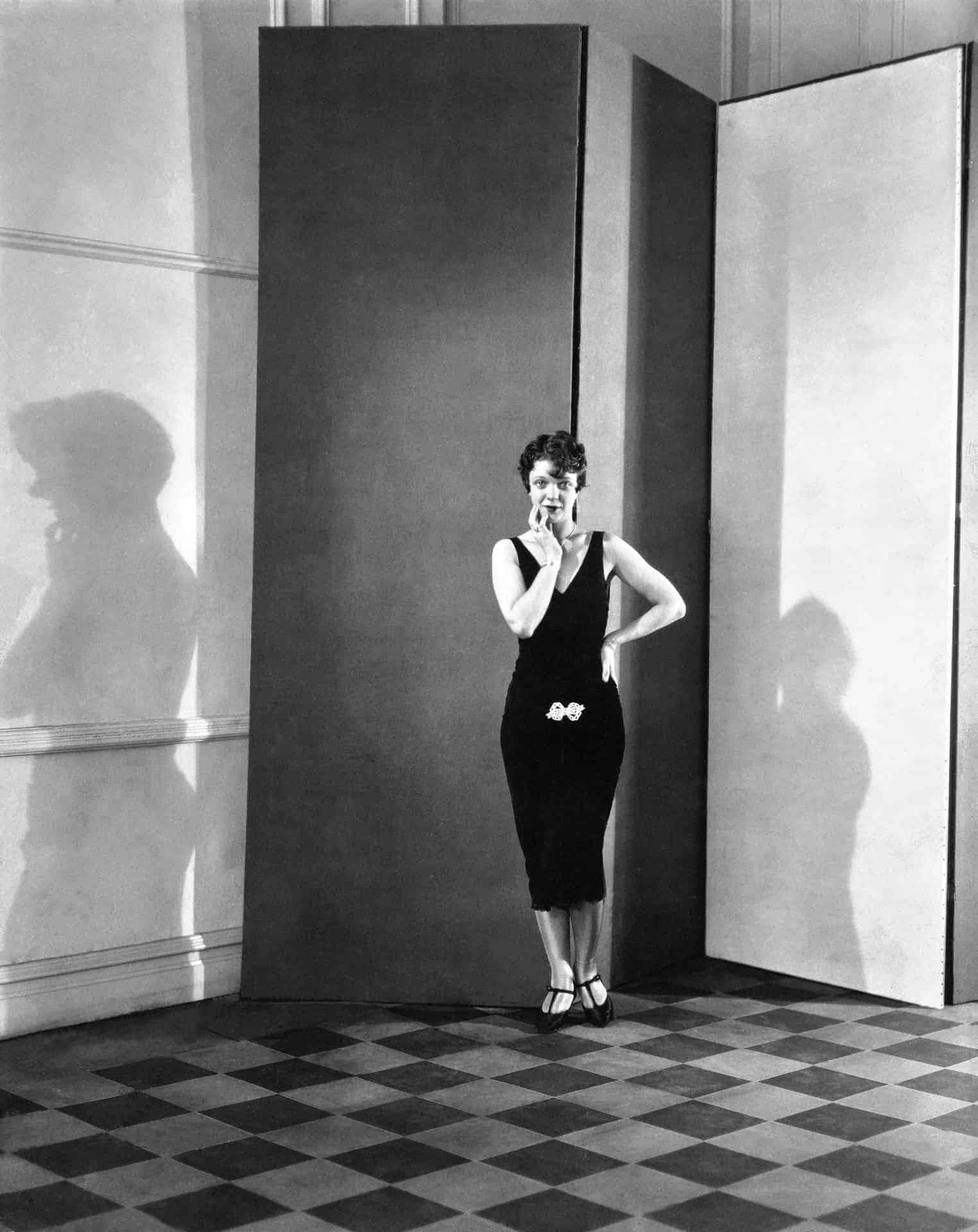 Charles Sheeler (1883-1965), Bobbe Arnst, Vanity Fair, July 1, 1928. © Conde Nast.