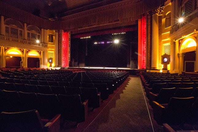 Tower Theatre Philadelphia - Photo via Live Nation -