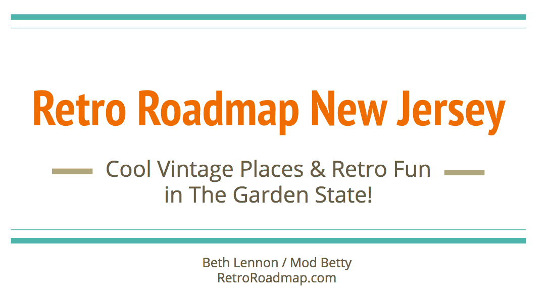 Retro Roadmap New Jersey Presentation