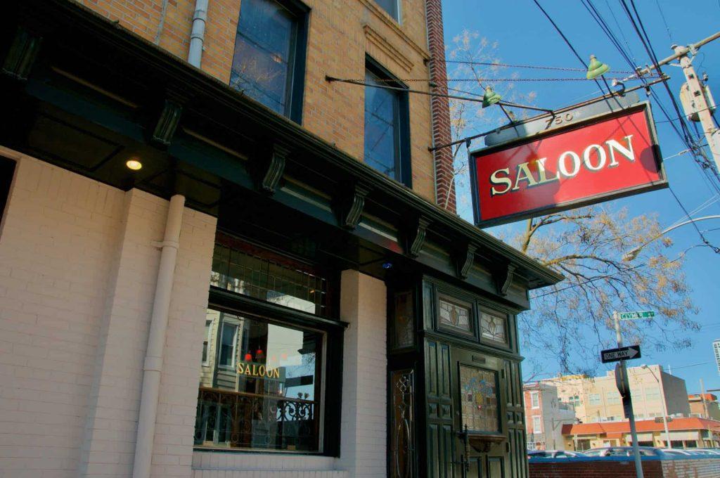 Saloon Restaurant Philadelphia PA Retro Roadmap 2018