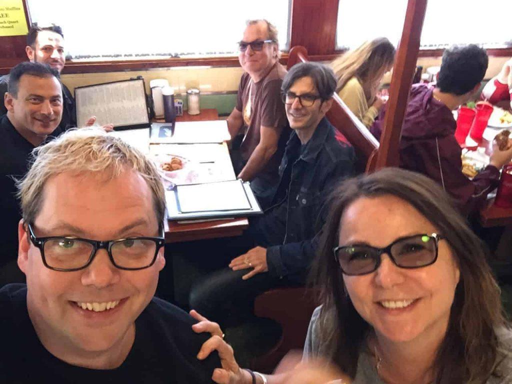 Patty Smyth Scandal Cliff Hillis Jiggers E Greenwich RI April 2018 Retro Roadmap