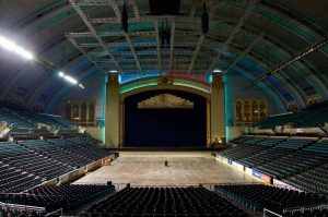 Atlantic City NJ Boardwalk Hall Organ Retro Roadmap