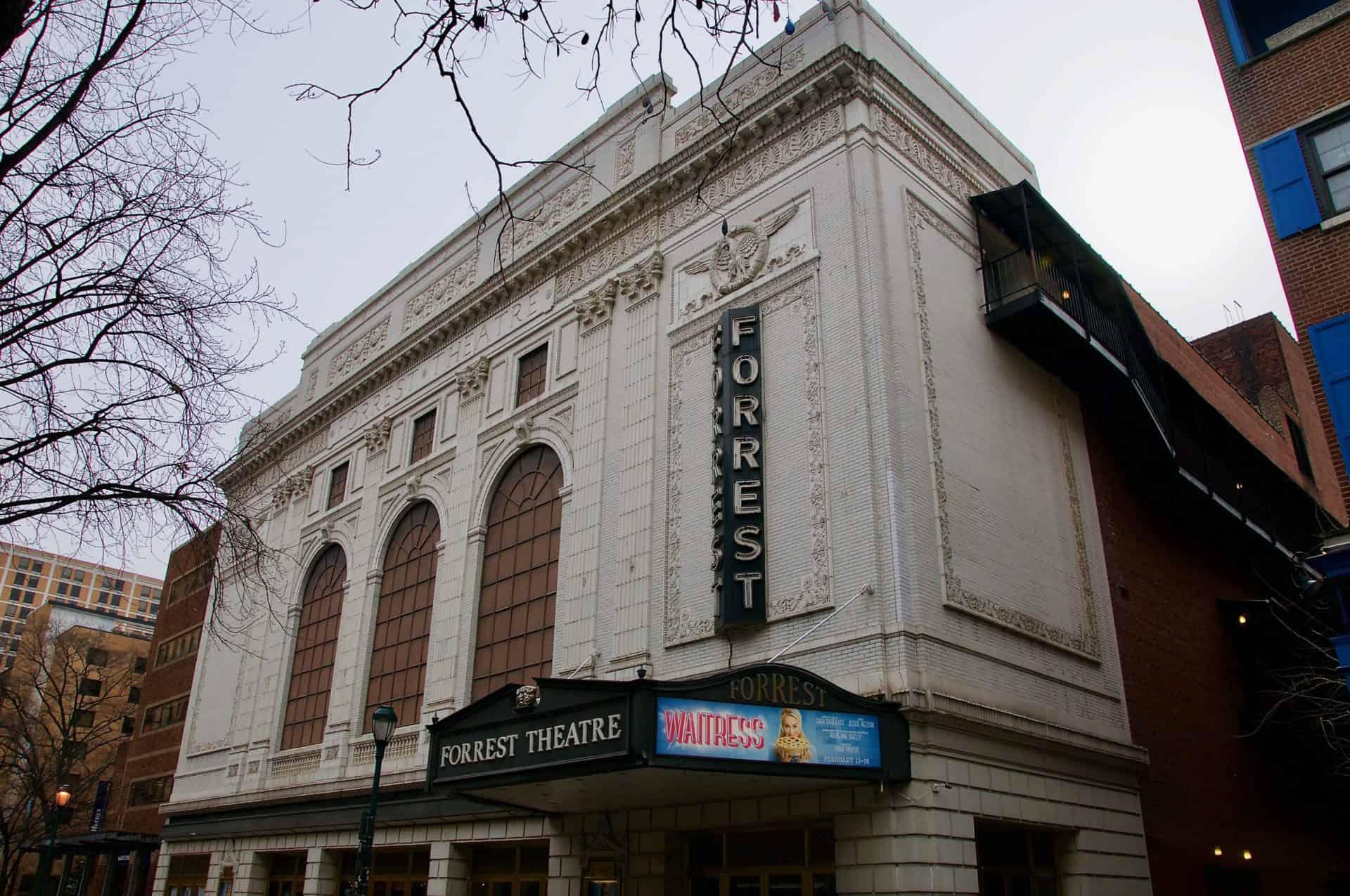 Forrest Theatre Tickets
