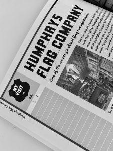 Retro Roadmap Roadbook Philadelphia - Interior Pages 1