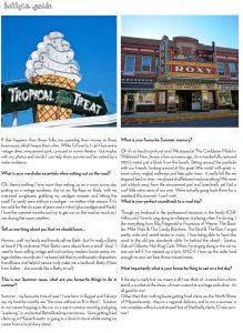 Betty Magazine - Retro Roadmap Summer 2011-3