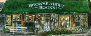 Browseabout Books Rehoboth Beach Delaware