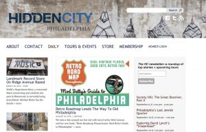 Hidden City Philly Retro Roadmap Mod Betty August 2018