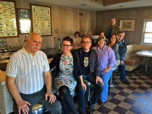 Retro Roadmap Roundup - The Fisherman Phoenixville PA Nov 2014