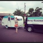 Mod Betty Retro Roadmap camper appearance waltz golf