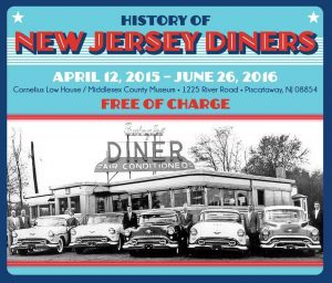New Jersey Diners Exhibit Retro Roadmap