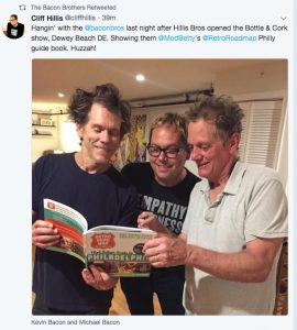 Retro Roadmap Book Bacon Brothers Screenshot
