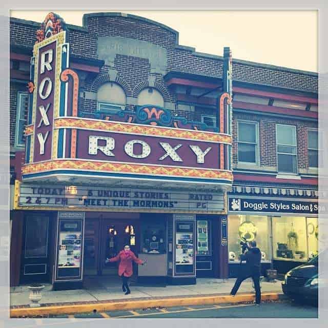 Retro Roadmap Roxy Theatre