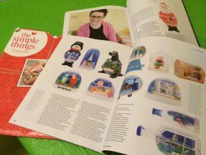 Retro Roadmap The Simple Things UK Magazine December 2014