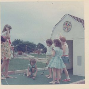 Waltz Golf Farm Limerick PA 1964 Girls