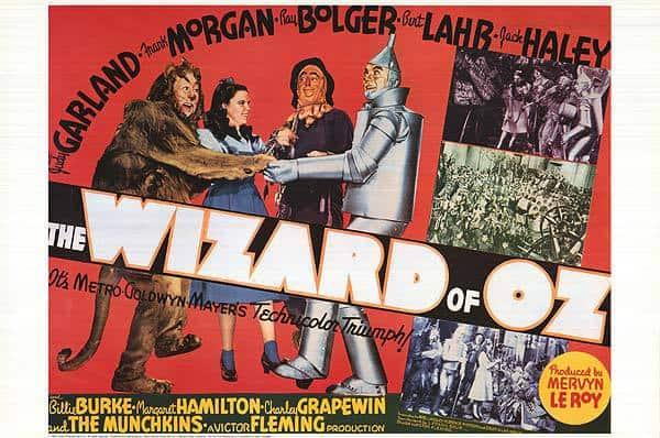 Wizard of Oz Retro Roadmap Meetup