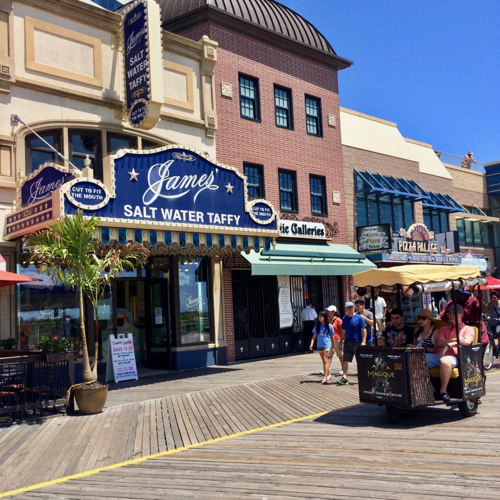 JAmes Candy Atlantic City New Jersey