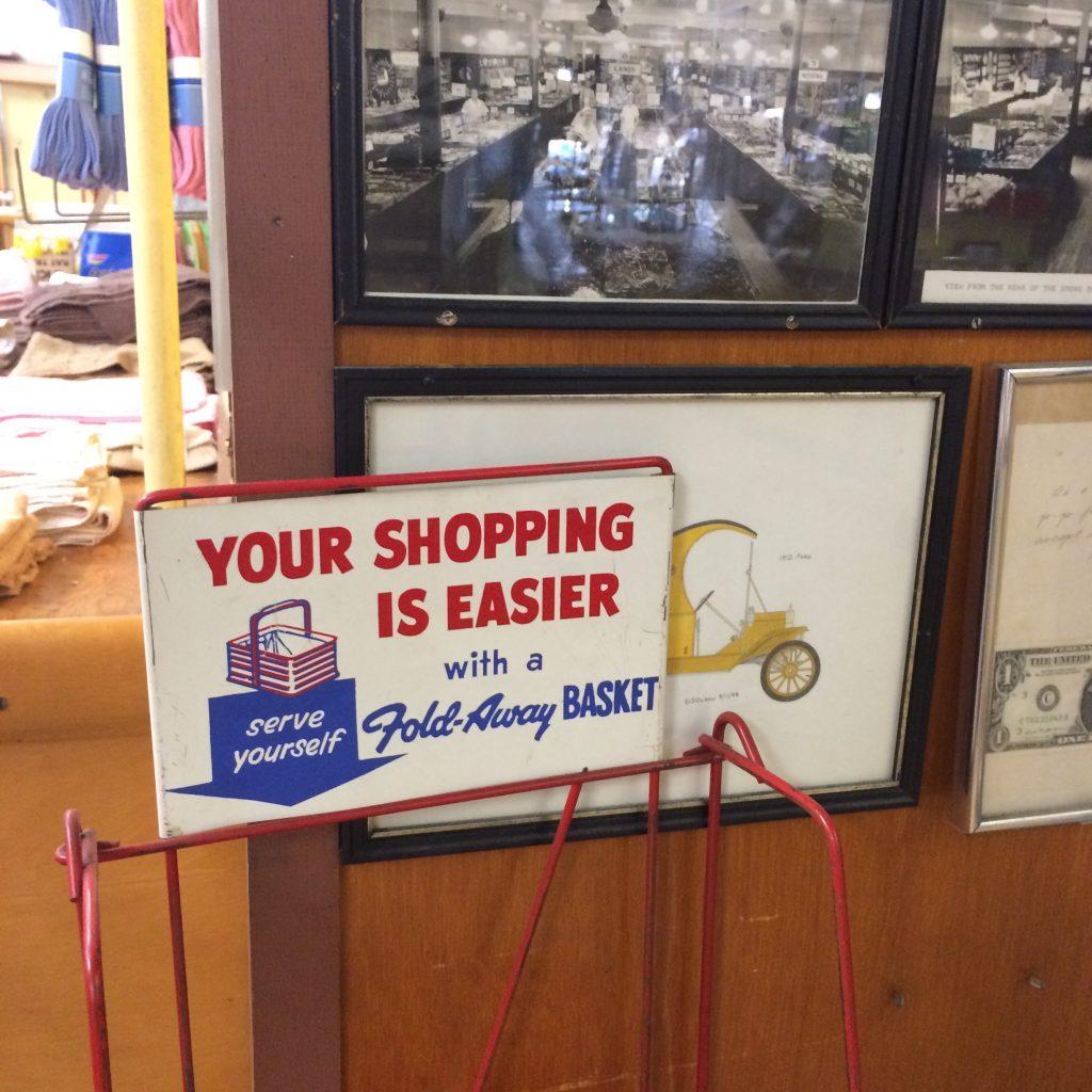 Shopping baskets sines 5 10 Retro Roadmap