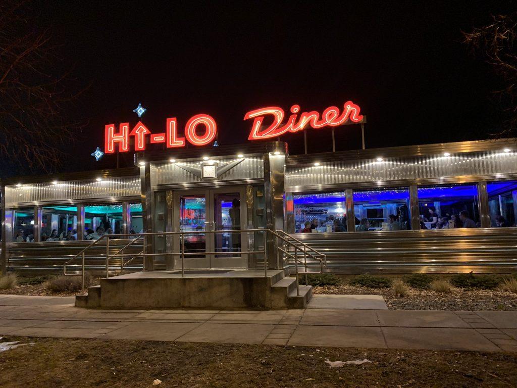 Hi-Lo Diner Minneapolis MN Retro Roadmap Minnesota