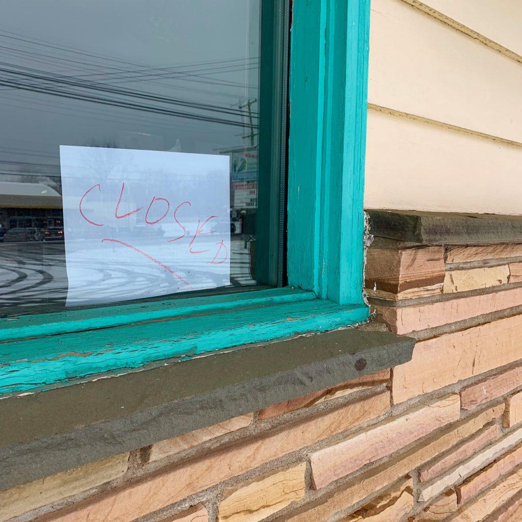 The Fisherman Restaurant Phoenixville PA closed 2019