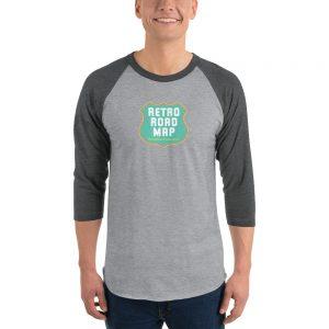 Retro-Roadmap-Baseball-Shirt-Aqua-Logo-Grey-Grey