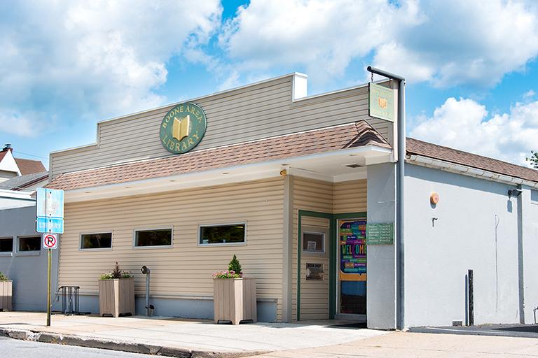 Boone Area Public Library