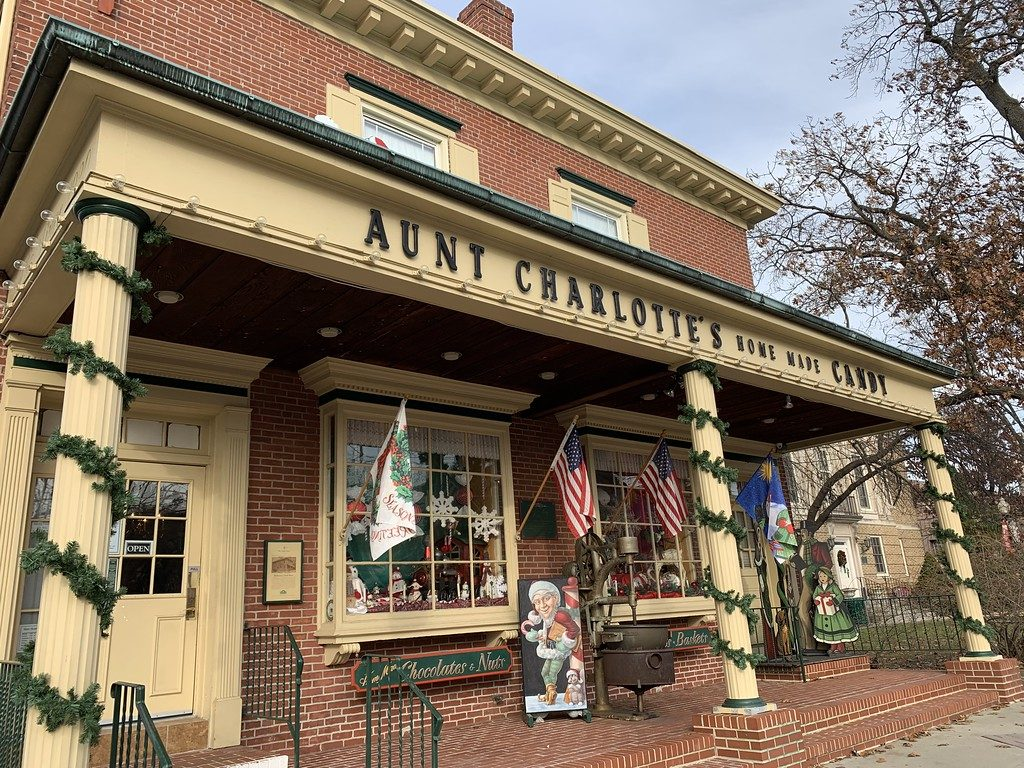 Aunt charlottes candy merchantville nj retro roadmap 2019