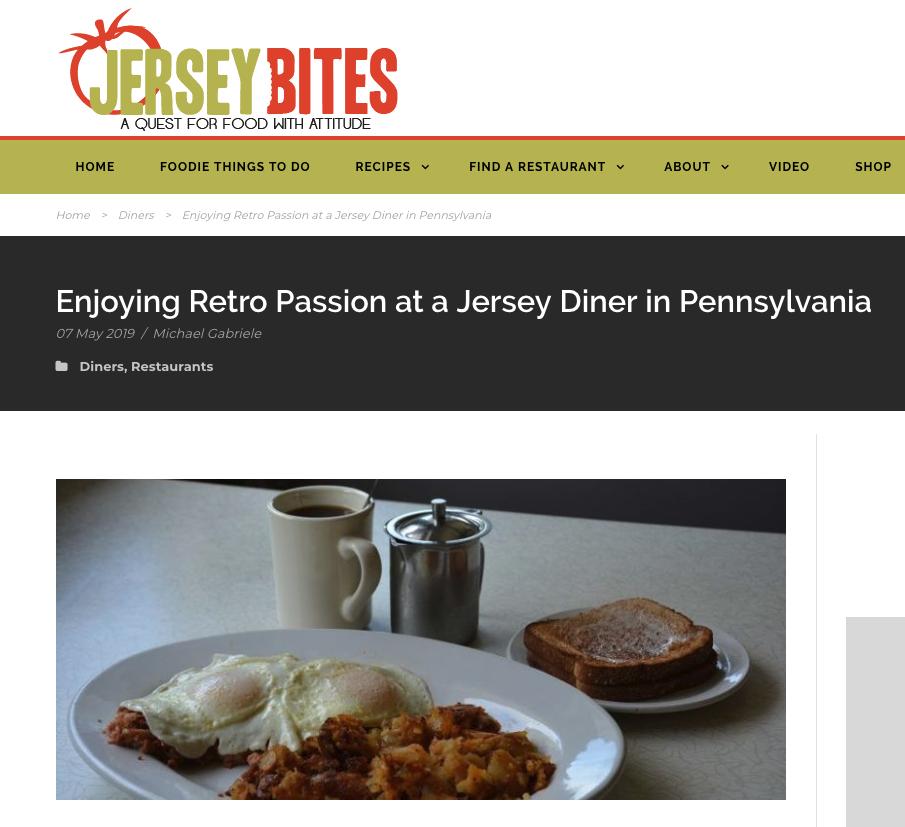 Jersey Bites Retro Roadmap Michael Gabriele