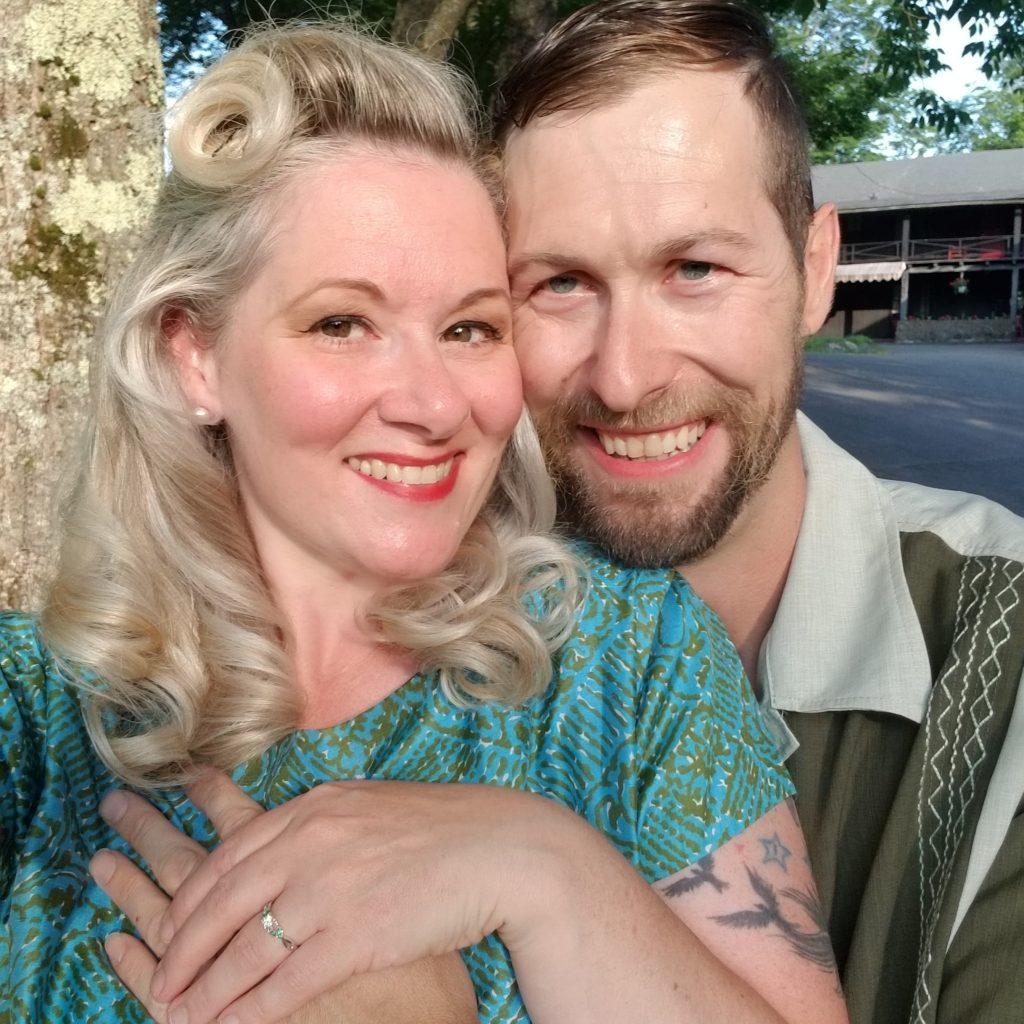 Wedding Engagement at Scotts Marvelous Mrs. Maisel Weekend 2019 Catskills